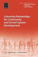 University Partnerships for Community and School System Development PDF