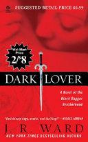 Dark Lover  Wal Mart Edition  Book