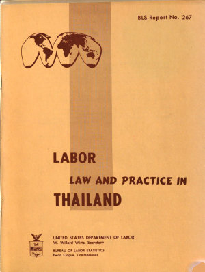 Labor Law and Practice in Thailand PDF