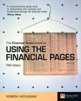 The Financial Times Guide to Using the Financial Pages PDF