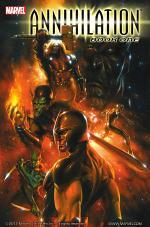 Annihilation Book 1