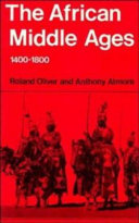 The African Middle Ages  1400 1800 PDF
