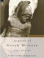 Aspects of Greek History  750 323 BC PDF