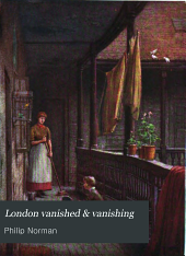 London vanished & vanishing