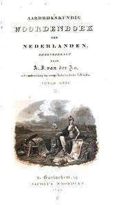 Aardrijkskundig woordenboek der Nederlanden: Deel 5