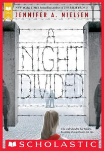 A Night Divided  Scholastic Gold  Book