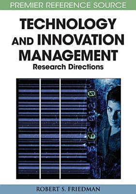Principle Concepts of Technology and Innovation Management  Critical Research Models PDF
