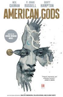 American Gods Volume 1  Shadows  Graphic Novel  Book