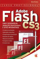 Curso profissional Adobe Flash CS3