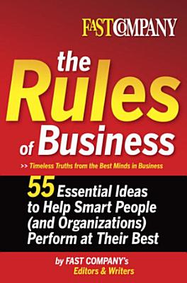 Fast Company The Rules of Business PDF