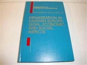 Privatization in Eastern Europe PDF