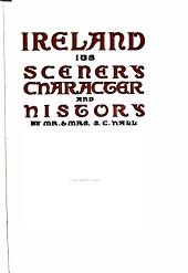 Ireland: Its Scenery, Character and History, Volume 6