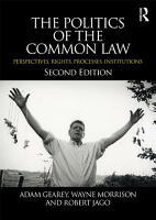 The Politics of the Common Law PDF