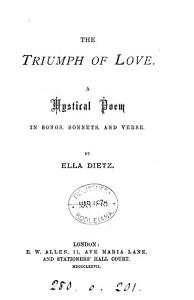 The Triumph of Love PDF