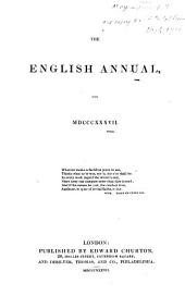 The English Annual, for ...