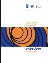 World Energy Assessment: Overview : 2004 Update