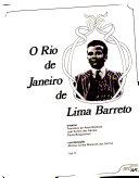 O Rio de Janeiro de Lima Barreto  Jornalista e memorialista PDF