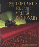 Dorland s Electronic Medical Dictionary PDF