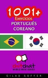 1001+ Exercícios Português - Coreano