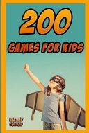 200 Games for Kids PDF