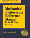 Mechanical Engineering Reference Manual for the PE Exam Book