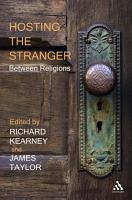 Hosting the Stranger  Between Religions PDF