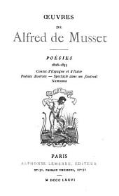 Oeuvres de Alfred de Musset: Volume1