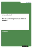 u  ere Gestaltung wissenschaftlicher Arbeiten PDF