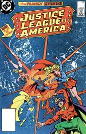 Justice League of America (1960-) #231