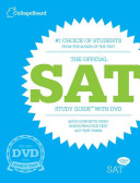 The Official SAT Study Guide with DVD Book