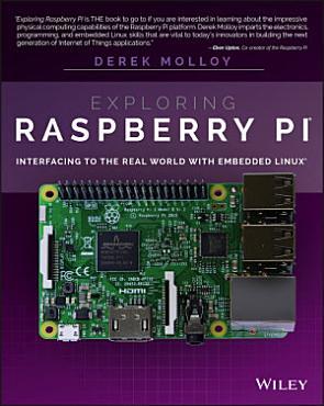 Exploring Raspberry Pi PDF