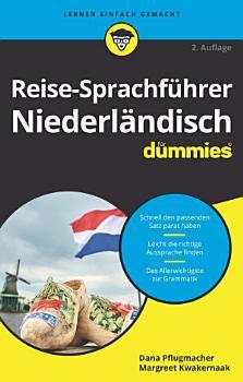 Reise Sprachf  hrer Niederl  ndisch f  r Dummies PDF