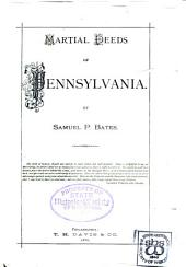 Martial Deeds of Pennsylvania