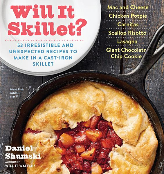 Download Will It Skillet  Book