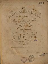 Serenaden, Fl, Git, op. 47
