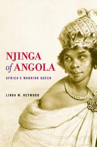 Njinga of Angola Book