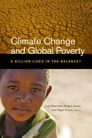 Climate Change and Global Poverty PDF
