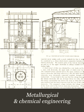 Metallurgical & Chemical Engineering: Volume 10
