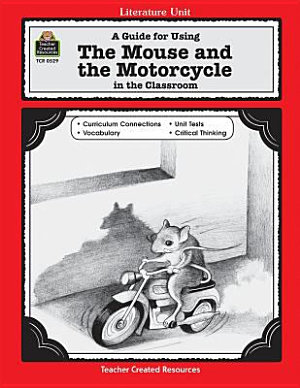 A Guide for Using The Mouse and the Motorcycle in the Classroom PDF