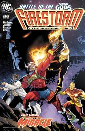 Firestorm: The Nuclear Man (2006-) #33