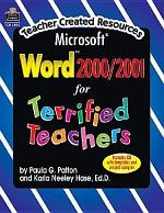 Microsoft Word 2000/2001 for Terrified Teachers