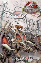 Jurassic Park: Dangerous Games #4