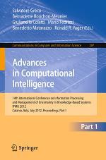Advances in Computational Intelligence, Part I