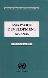 Asia-Pacific Development Journal