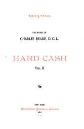 Hard Cash: Volume 2