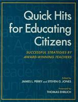 Quick Hits for Educating Citizens PDF
