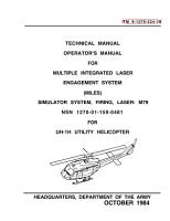 Manuals Combined  UH 1 HUEY Army Helicopter Maintenance  Parts   Repair Manuals PDF