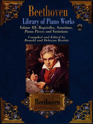 Beethoven Library of Piano Works PDF