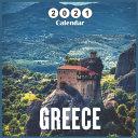 Greece 2021 Calendar