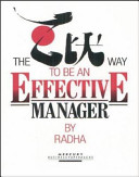 The Zen Way to be an Effective Manager PDF